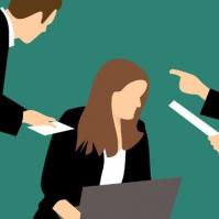 Article sur le harcèlement en entreprise publié dans Mental Idées