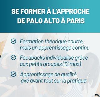 Formation en téhrapie brève systémique à Paris