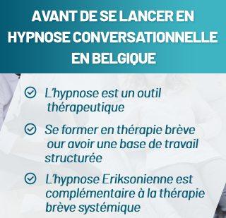 Formations en hypnose à Louvain-la-Neuve
