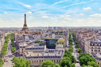 Paris, lieu où se situe un centre de formation Virages