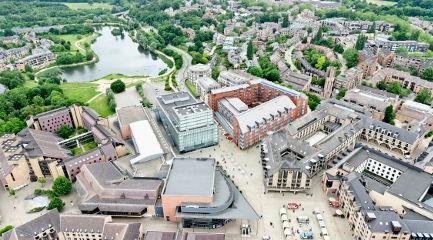 Louvain-la-Neuve, centre de formation en relations humaines